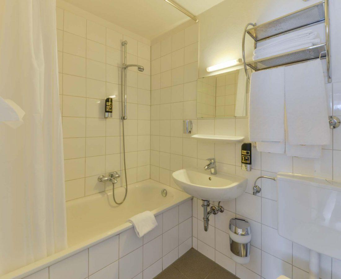 Hotel Augustenfelder Hof Dachau - Bad Apartement