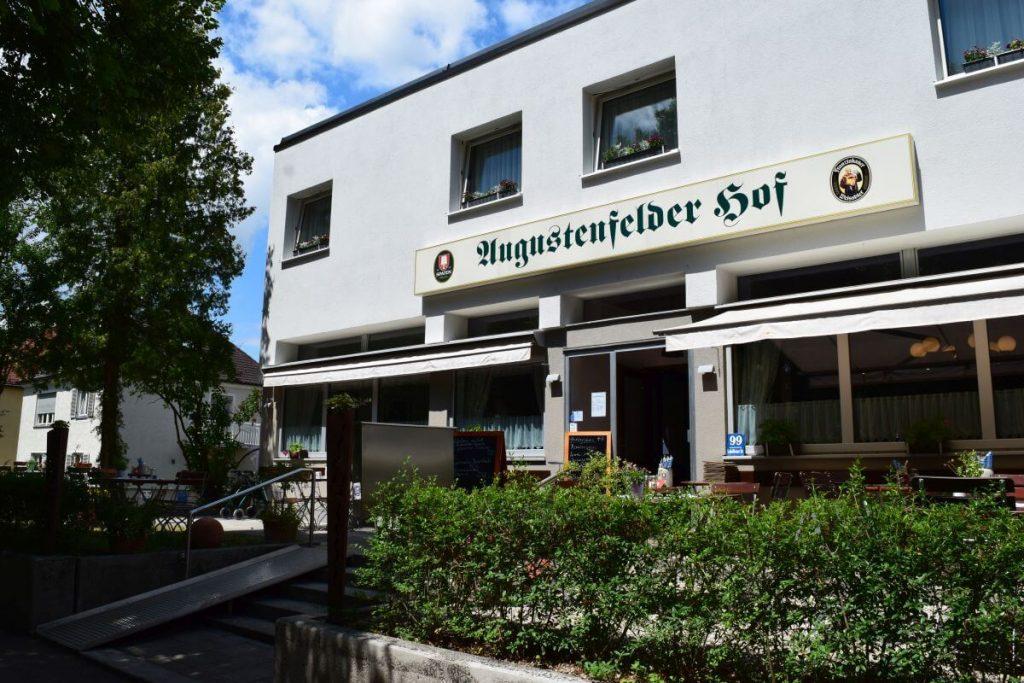 Hotel Augustenfelder Hof Dachau